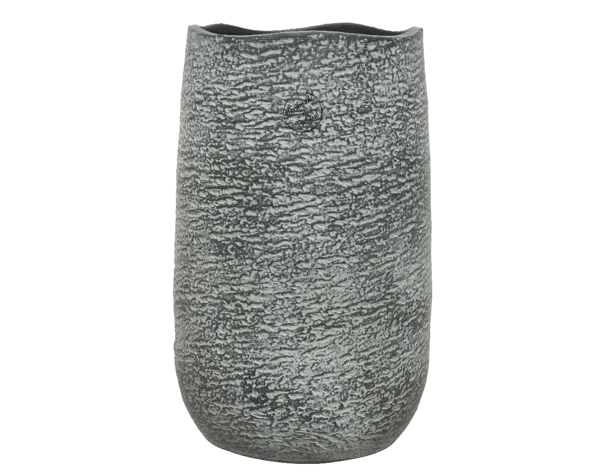 vase terracotta tall