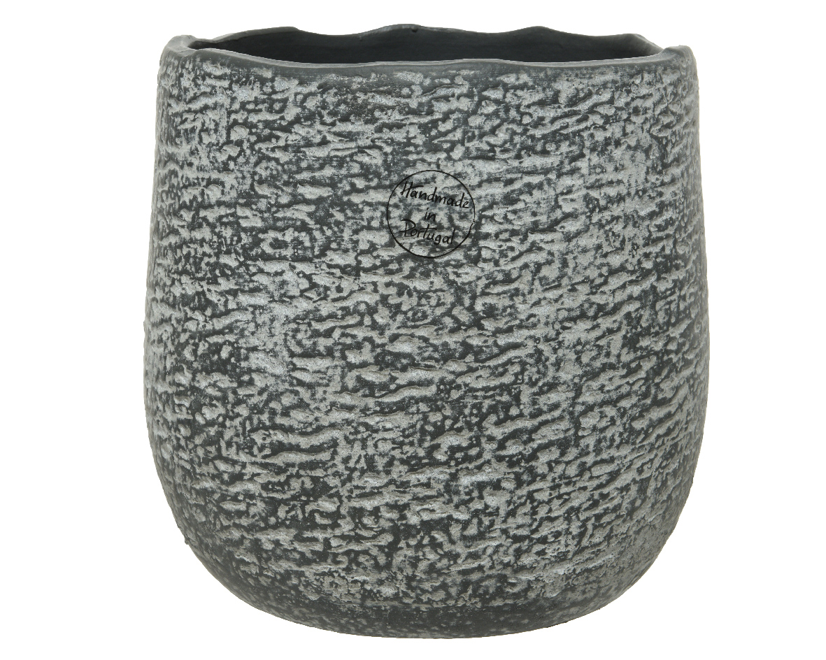 vase terracotta short