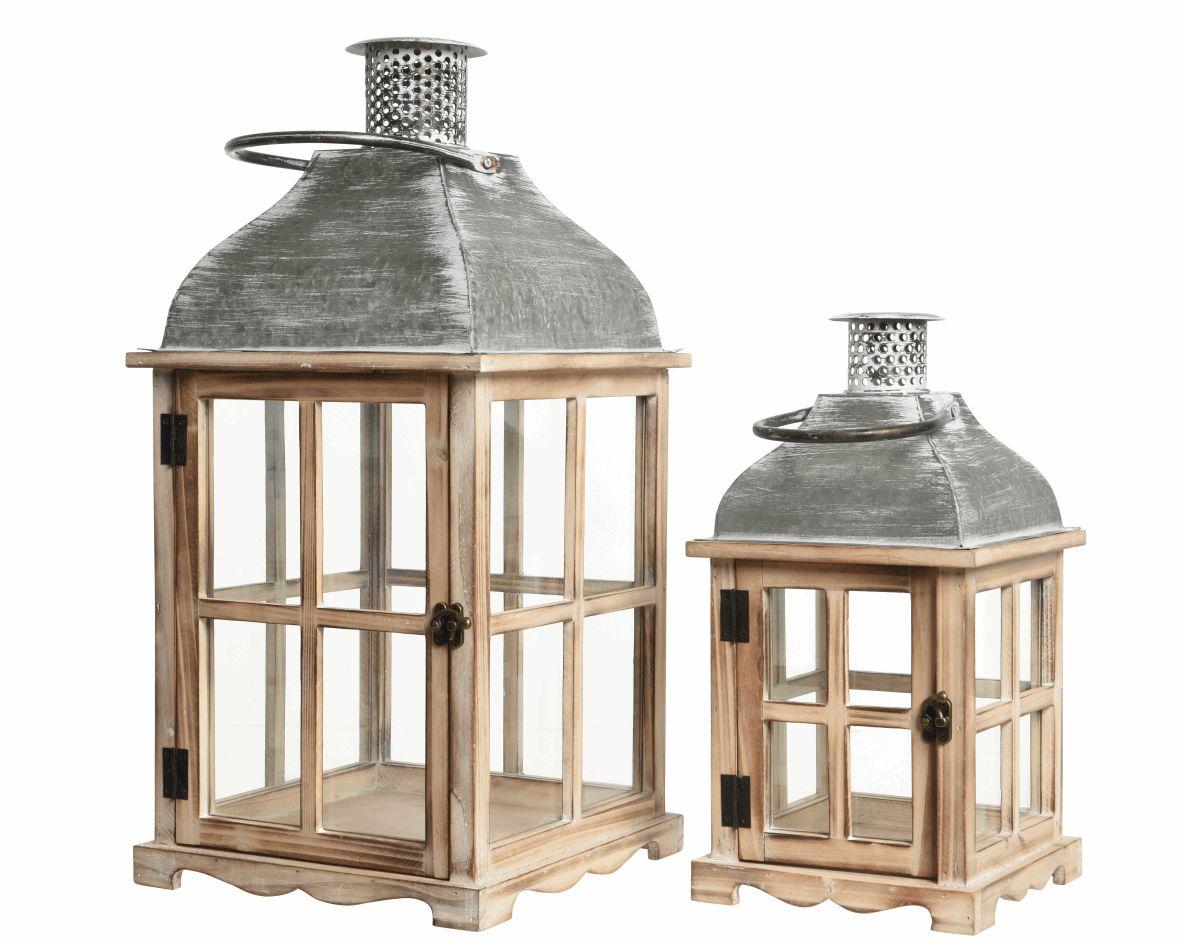 lantern washed roof
