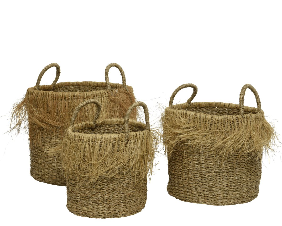 basket fringes