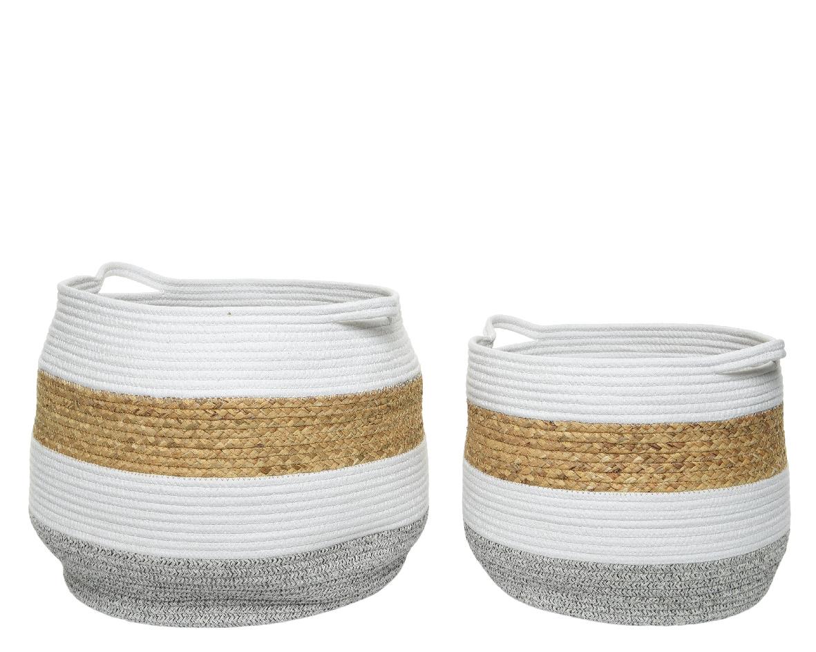 basket stripes large