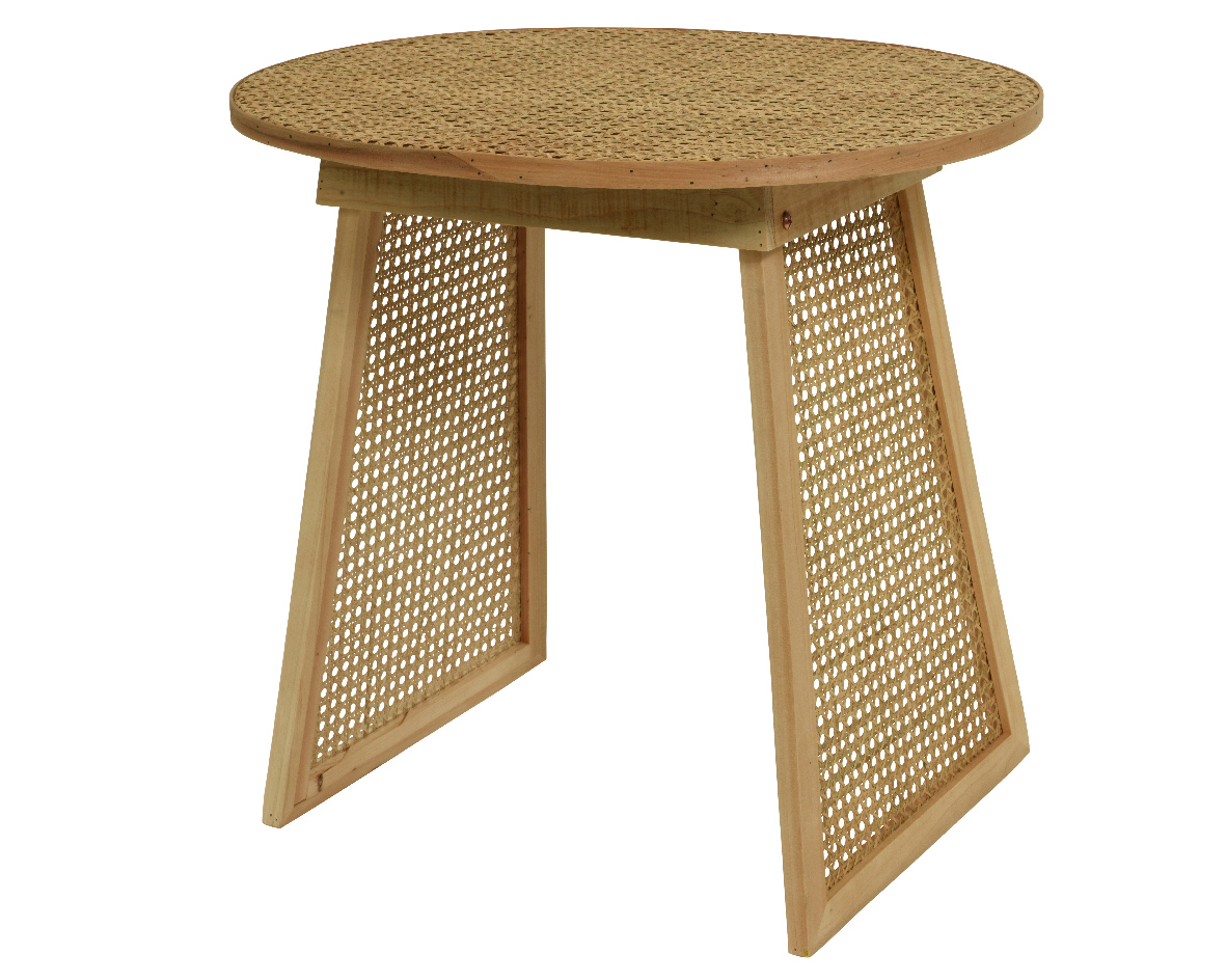 table rattan
