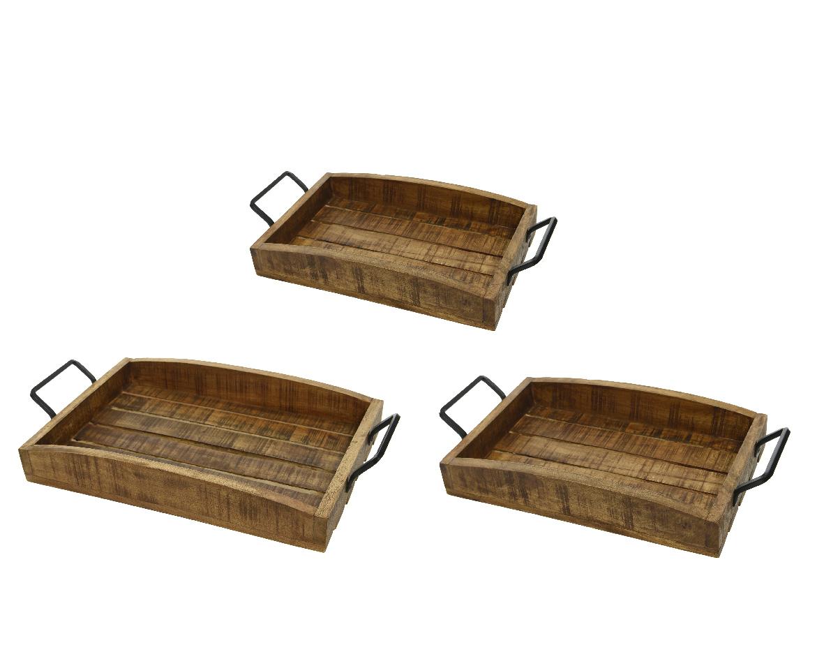 tray mango wood